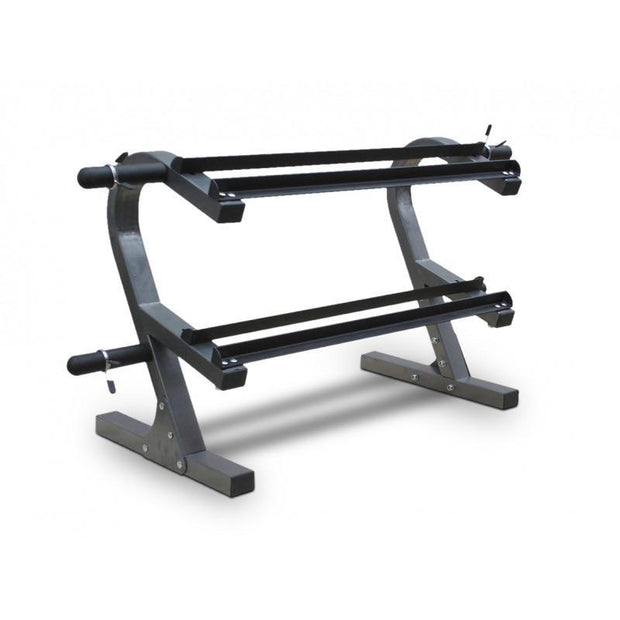 BodyWorx 2 Tier Vertical Dumbbell Rack (Almost Sold Out