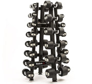 Reebok Fitness Dumbbell Rack (Holds Reebok Studio Dumbbells or Hex Dumbbells)