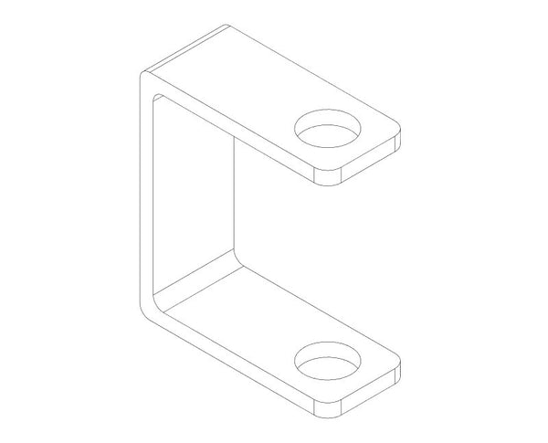 U-Channel Mounting Bracket