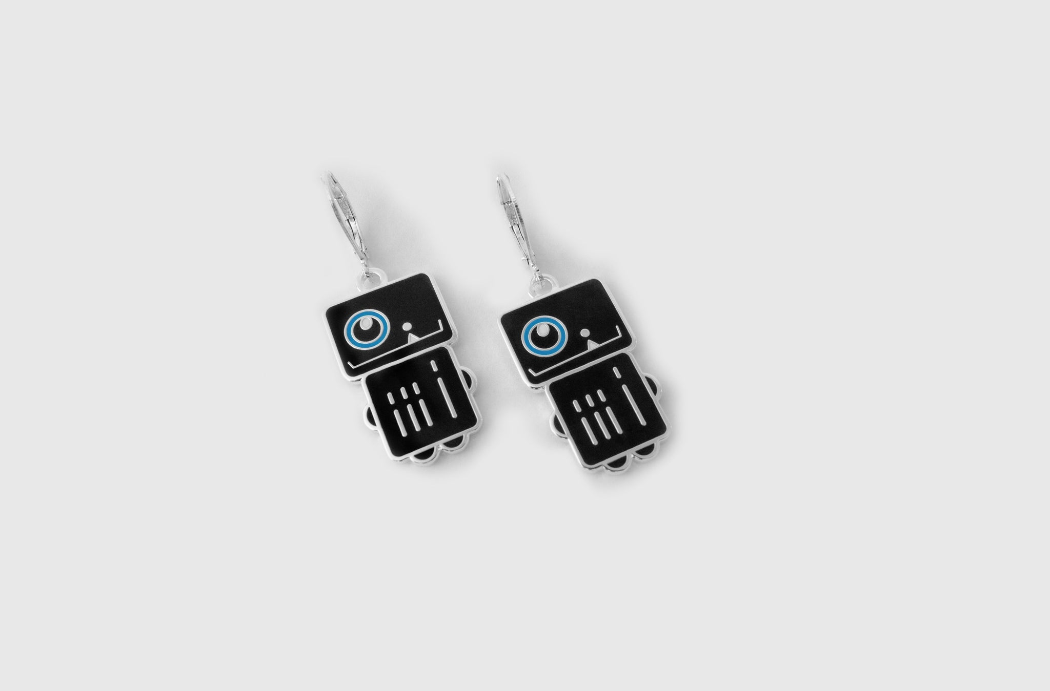 Phantom Robota Earrings