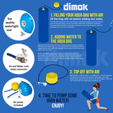 Aqua Bag - Workout sandbag with water - Dimok