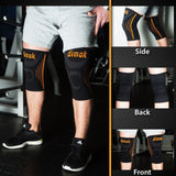 Dimok Knee Compression Sleeves (Pair)