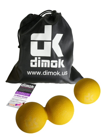 Dimok Yoga Massage Ball Set