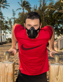 Training Workout Mask Sports High Altitude Breathing Mask - Dimok