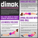 Peanut Massage Ball - Dimok