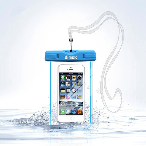 Dimok Waterproof Phone Case