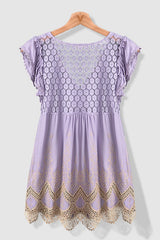 The Lovely Lilac Top