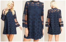 All the Lace Tunic/Dress