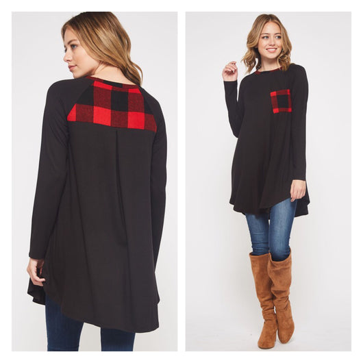 SUNDAY NIGHT STEAL - The Cozy Tunic