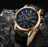 L1 Series - Moon Phase Quart Watch