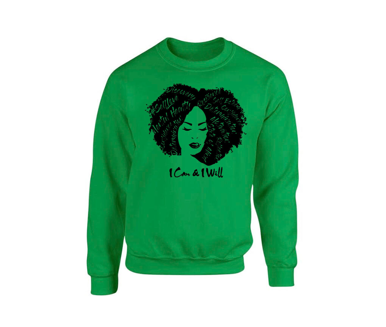 Journey Sweatshirt - Green