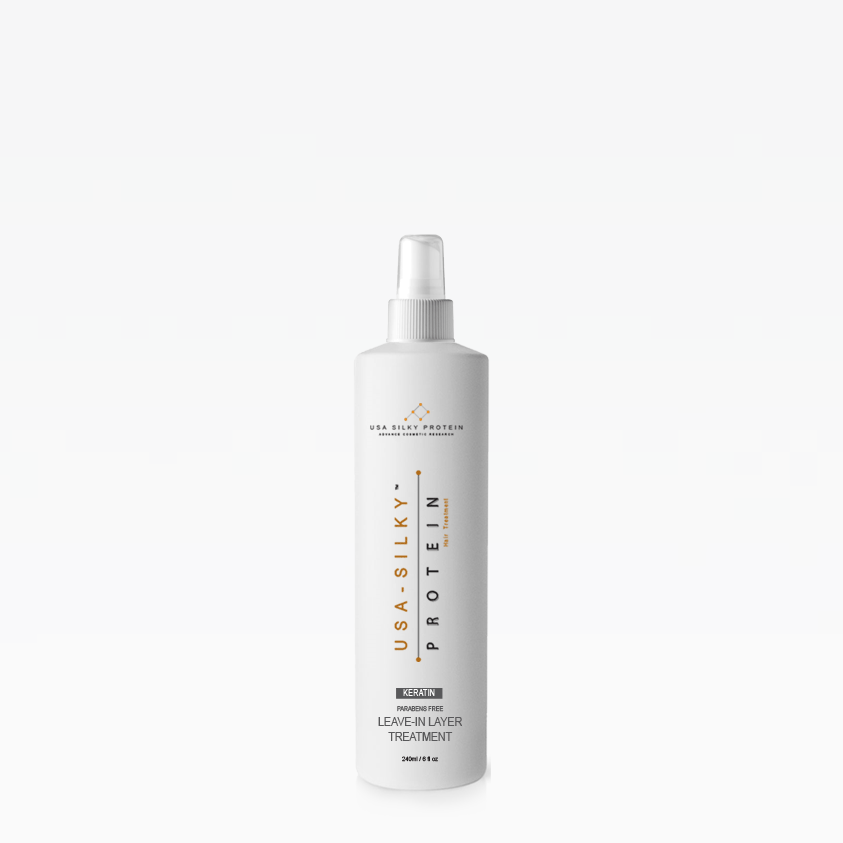 USA-SILKY Deep Leave in Thickening Conditioner
