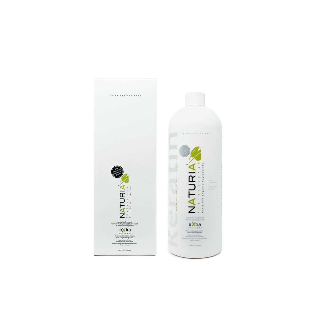 Organic Keratin eXtra Straightening Hair Treatment