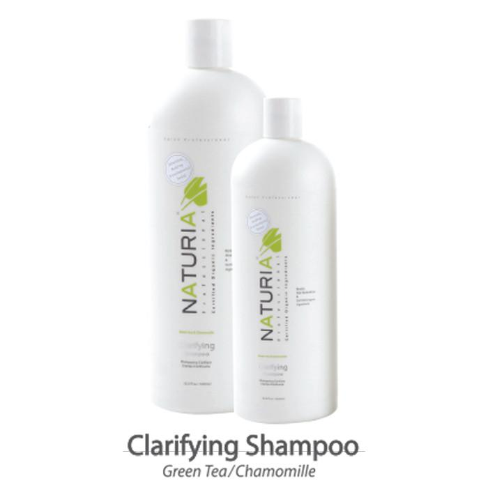 Pre-Treatment Clarifying Shampoo Chamomile and Green Tea