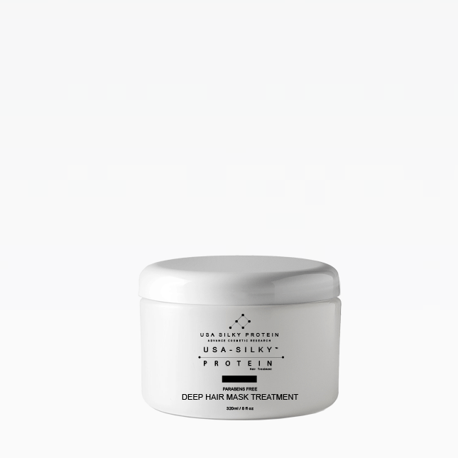 USA-SILKY Deep Conditioning Hair Mask
