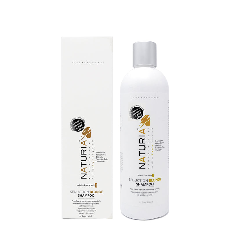 Keratin Infused Color Blonde Protect Shampoo