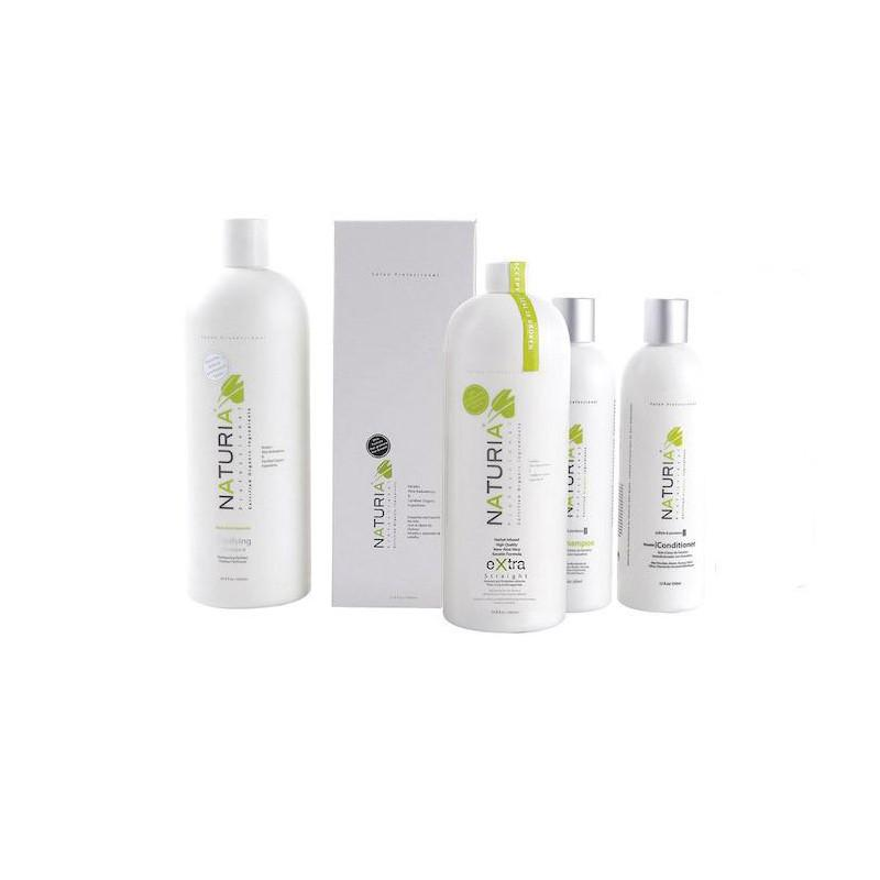 naturia extra keratin treatment package