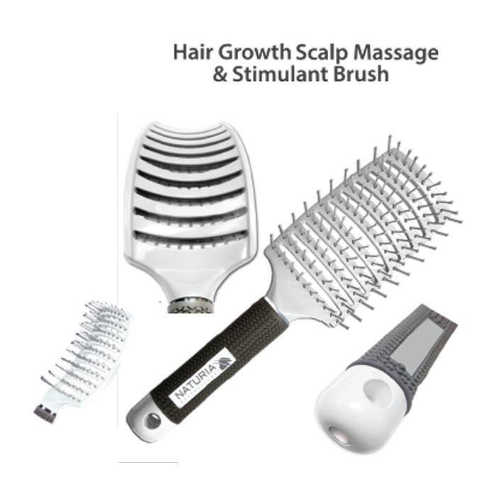 vent hairbrush all angles