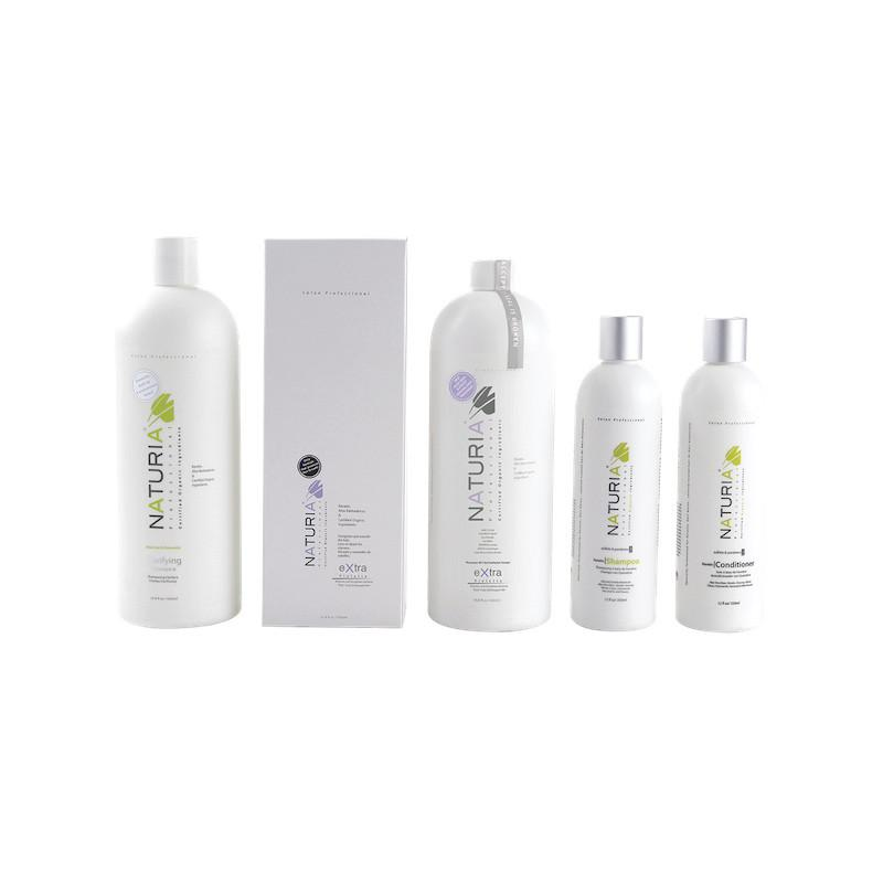 violette extra keratin treatment package