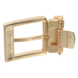 Mens or Womens 1 1/4 Inch (33mm) Clamp On Nickel Free Cut-to-Fit Top Grain Cowhide Plain Leather Belt