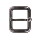 "1 1/2"" (39 mm) Single Prong Rectangular Belt Buckle"