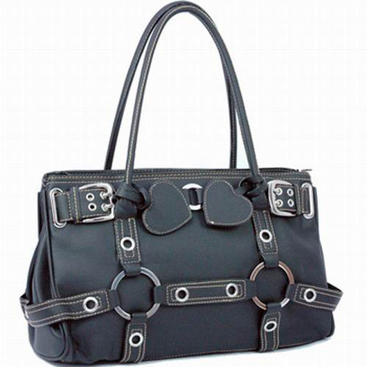 Vani Double Carrying Strap Shoulder Bag