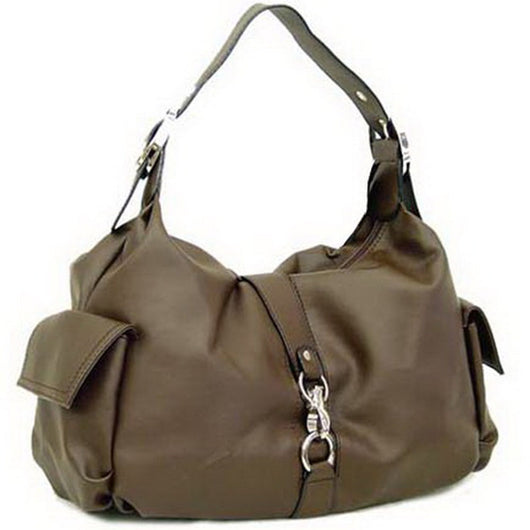 PVC Fashion Hobo Handbag