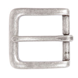 "1 3/8"" (35 mm) Rectangular Single Prong Square Belt Buckle"