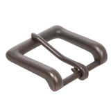 "1-3/4"" (45 mm) Nickel Free Heavy Duty Single Prong Square Belt Buckle"