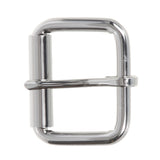 "1 1/2"" (38 mm) Nickel Free Single Prong Roller Belt Buckle"