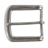 "1 3/8"" (35 mm) Single Prong Solid Brass Horseshoe Belt Buckle"