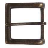 "1 3/4"" (44 mm) Nickel Free Single Prong Square Belt Buckle"