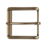 "1 1/2"" (38 mm) Single Prong Square Roller Belt Buckle"