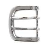 "1 3/8"" (36 mm) Nickel Free Double Prong Horseshoe Belt Buckle"