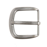 "1 3/8"" (35 mm) Nickel Free Single Prong Horseshoe Belt Buckle"