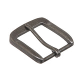 "1 3/8"" (35 mm) Nickel Free Single Prong Square Belt Buckle"