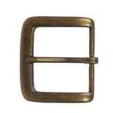 "1 1/2"" (39 mm) Nickel Free Single Prong Rectangular Belt Buckle"