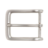 "1 3/8"" (33 mm) Nickel Free Single Prong Rectangular Belt Buckle"
