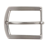 "1 1/2"" (38 mm) Nickel Free Single Prong Rectangular Belt Buckle"