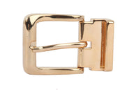 1 1/8 Inch (28 mm) Single Loop Clamp Belt Buckle
