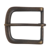 "1 5/8"" (42 mm) Nickel Free Single Prong Horseshoe Belt Buckle"