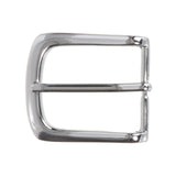 "1 3/8"" (35 mm) Nickel Free Single Prong Rectangular Belt Buckle"