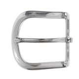 "1 1/2"" (38 mm) Nickel Free Single Prong Horseshoe Belt Buckle"