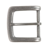 "1 1/2"" (38 mm) Nickel Free Single Prong Square Belt Buckle"