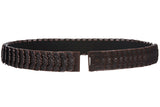 "1 1/4"" (33 mm) Elastic Sequent Metal Stretch Belt Strap"