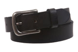 Kids Snap On Top Grain Vintage Genuine Leather Belt