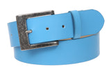 "1 1/2"" (38 mm) Snap On Non-Leather Jean Belt"