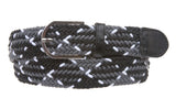 1 1/4'' Braided Woven Elastic Stretch Belt