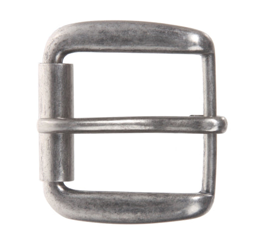 1 1/2'' (38 mm) Single Prong Rectangular Roller Belt Buckle