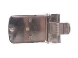 1 1/4 Inch (34mm) Rectangular Plain Clamp Buckle